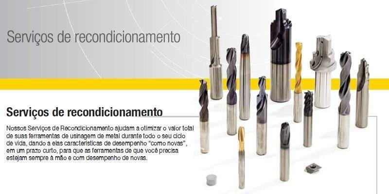 Afiação de ferramentas de metal duro