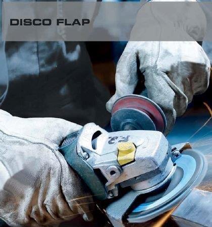 Disco de Flap 4