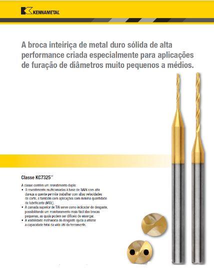 Brocas de metal duro godrill