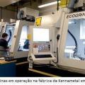 Fabricação de ferramentas em metal duro