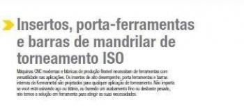 Inserto ISO